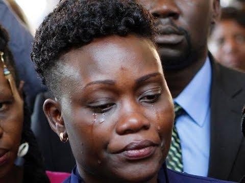 Eva Msando's last message to President Kenyatta on the death of ...