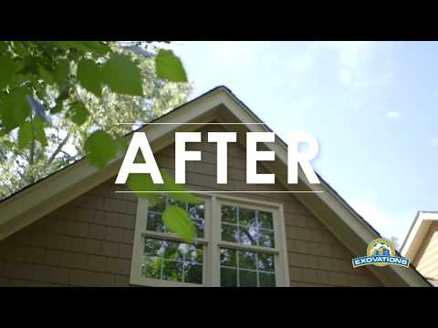 Home Exterior Remodel | Start to Finish