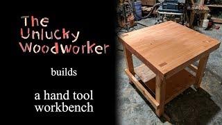 Building a Cheap Hand Tool Workbench