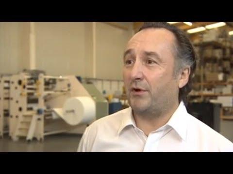 Exporting from Macclesfield | JTAPE - ITV News - Granada Reports