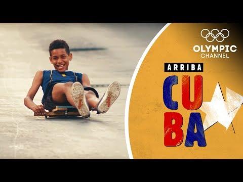 La Chivichana Skateboarding Cuban Style | Arriba Cuba