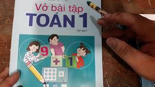 Bé học toán lớp 1/ Nhiều hơn - Ít hơn/ Thử thách học toán cùng con trai