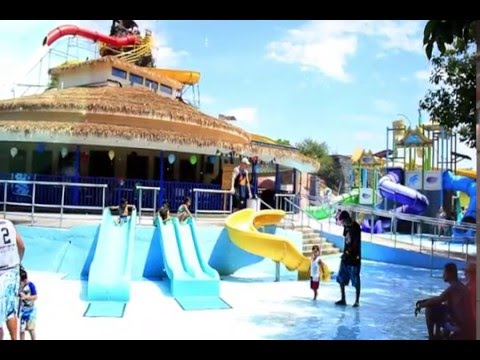 Wet' N' Wild Atlantis Adventure El Paso TX 2016