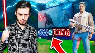 "Je réagis à l'événement ""STAR WARS L'ASCENSION DE SKYWALKER"" sur Fortnite 2 ! (Incroyable)"