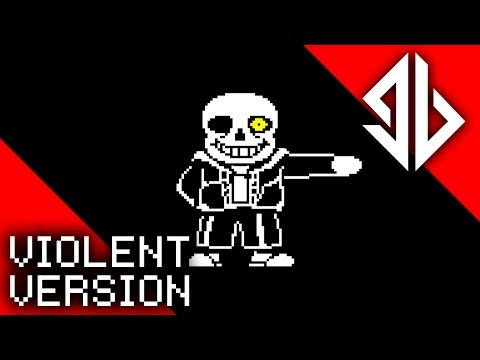 Bold Sans | Undertale Song | Groundbreaking [Violent Version]
