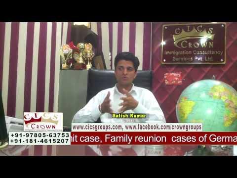 Family Reunion Cases, Partner PR, Student Dependent, Fi