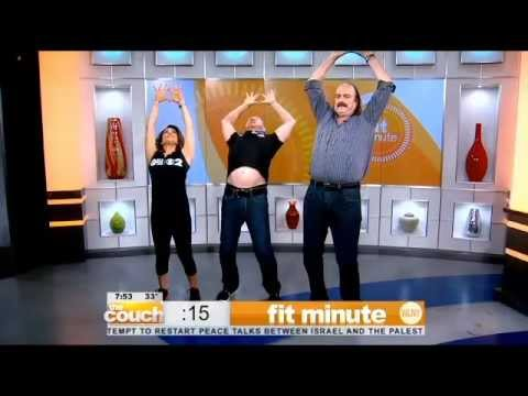 Cbs New York Wrestling Legends Diamond Dallas Page And Jake The Snake Roberts Practice Ddp Yoga Youtube