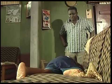 Mr Ibu don't know how to handle his lazy son Paw Paw !