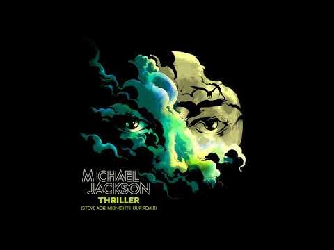 Michael Jackson - Thriller (Steve Aoki Remix) written by Rod Temperton