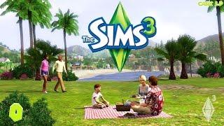 the Sims 3 #0 Создание семьи и заселение в дом  Cary LP