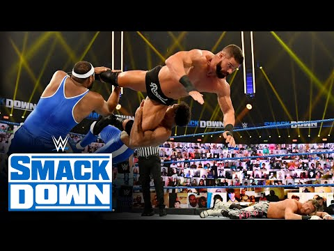 The Street Profits vs. Dolph Ziggler & Robert Roode: SmackDown, Nov. 27, 2020