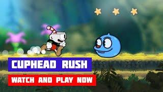 Cuphead Rush · Game · Gameplay