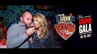 For The Love of Cocktails 2017