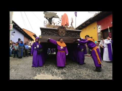 Holy Week in Antigua 2015 - Students' work presentation