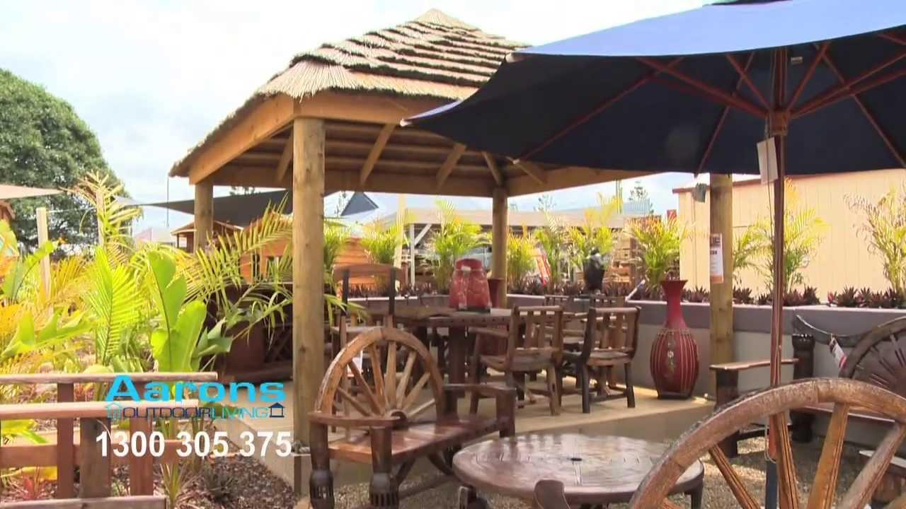 Aarons Outdoor Living - Furniture, Bamboo, Pots, Garden & Water ...