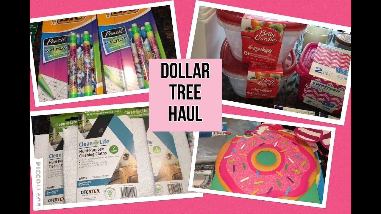 dollar tree haul may 2016 steals deals and meals