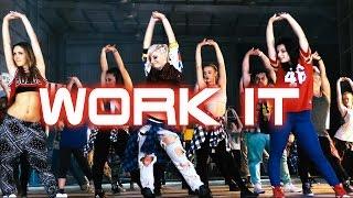 Video Work It - Mega Jam   Jasmine Meakin & Sheru Bharadwaja (Mega Jam) download MP3, 3GP, MP4, WEBM, AVI, FLV Oktober 2017