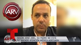 Sarita quiere la fortuna de mi padre, dice José Joel | Al Rojo Vivo | Telemundo