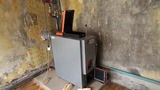 Твердотопливный котел длительного горения Maxi Top 12кВт(, 2015-09-23T21:21:49.000Z)