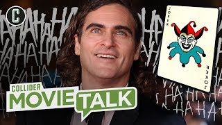 The Joker: Will Joaquin Phoenix's Movie Hit With Audiences? - Movie Talk