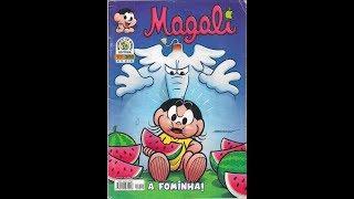 MAGALI - A FOMINHA | QUADRINHOS TURMA DA MÔNICA
