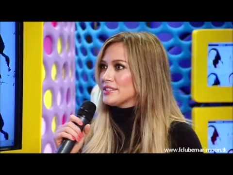 MariMoon e Titi entrevistam Hilary Duff // Acesso MTV