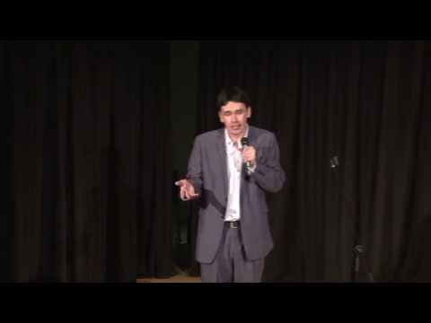 Dan Collins: Stand-up comedy project!