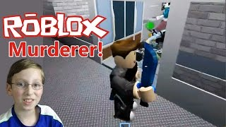 Murder mystery 2 murderer & sheriff roblox gameplay | collintv gaming