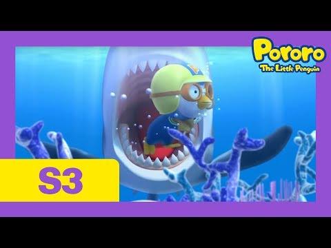 [Season 3] E9 Catch the big fish | Kids Animation | Pororo the Little Penguin