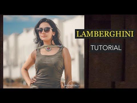 Lamberghini Dance Tutorial Video