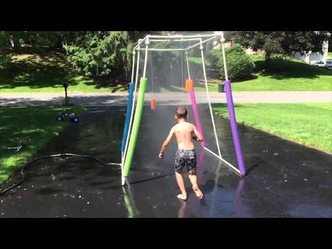 PVC Kid Wash