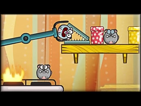 Rats Invasion 2 - Game Walkthrough (all levels)