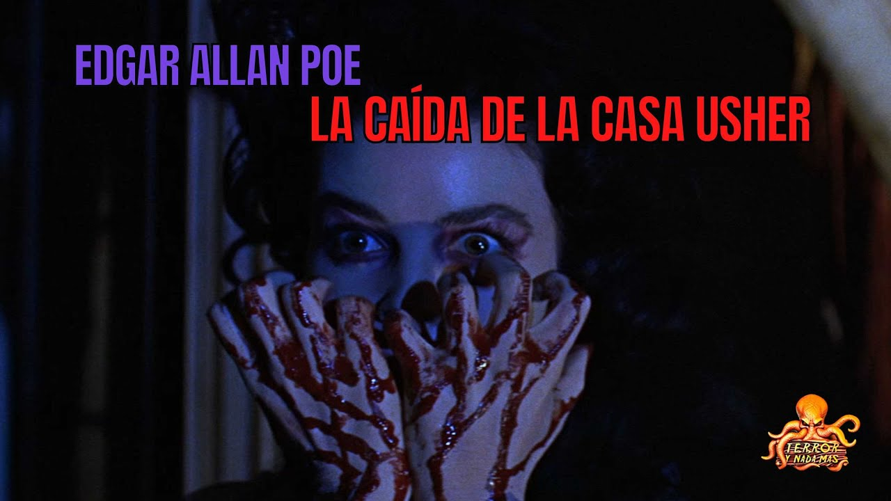 ALLDUV AUDIOLIBROS 02 Edgar Allan Poe  La Cada De La Casa Usher  YouTube