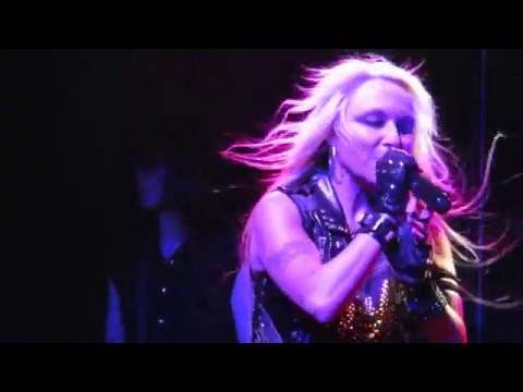 Doro  Without You dedicated to Lemmy Atlanta March 1 2016