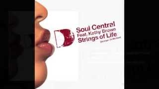 Soul Central - Strings Of Life (Martijn ten Velden & Mark Knight Toolroom Mix)