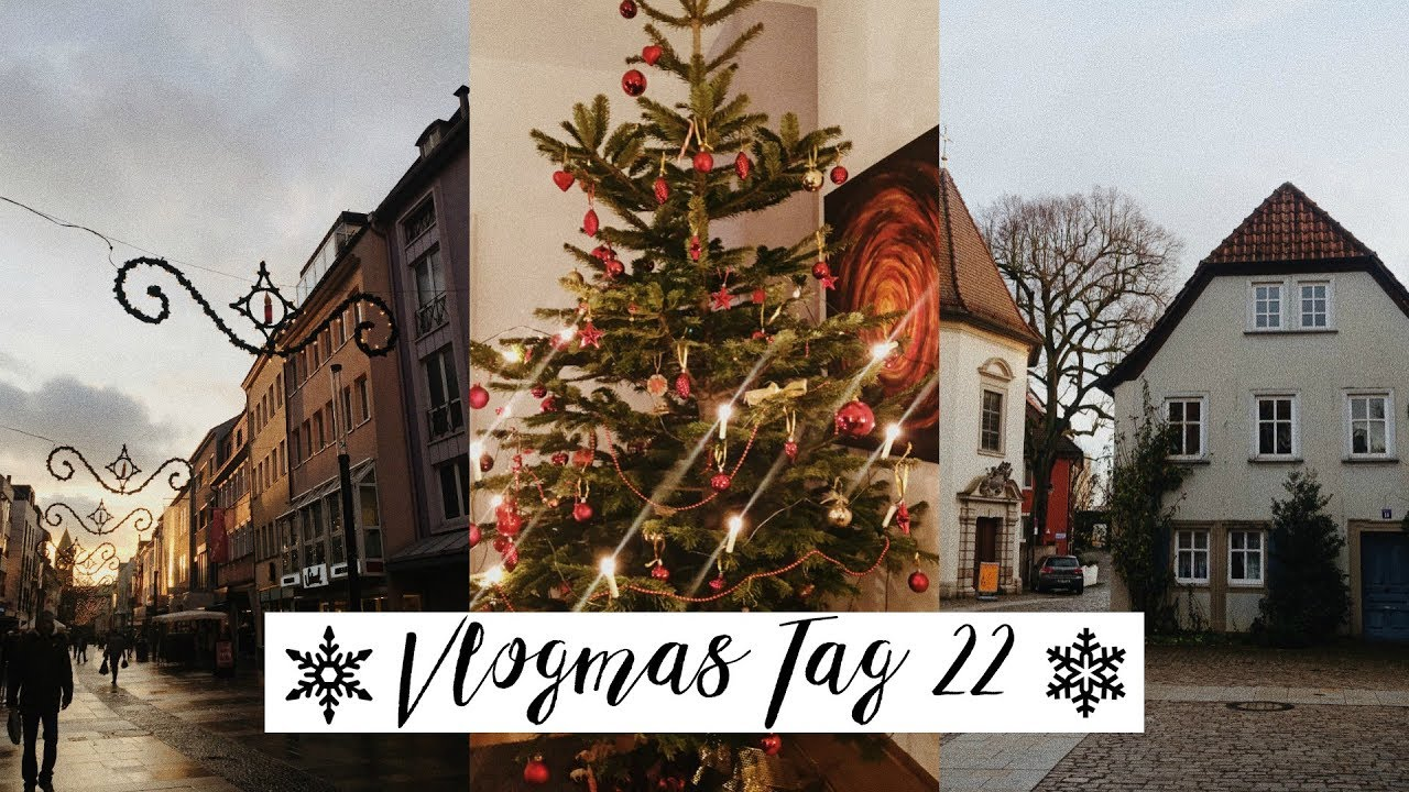 Wir schmücken den Weihnachtsbaum! - Mindful Vlogmas Tag 22   heylilahey - Wir schmücken den Weihnachtsbaum! - Mindful Vlogmas Tag 22   heylilahey