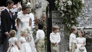 Inside Pippa Middleton's wedding to James Matthews