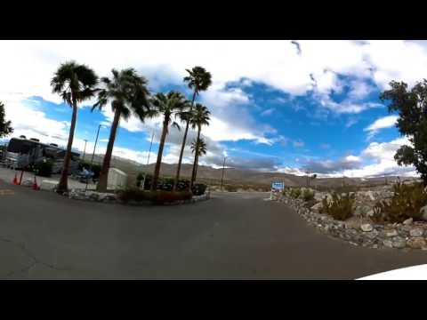 Palm Springs / Joshua Tree KOA Desert Hot Springs California CA - 360 VR Tour