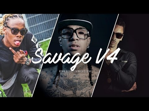 """🌶️ Afro Dancehall Instrumental 2o18 """"Savage V4"""" (Beats. By Alvin Brown Beats)"""