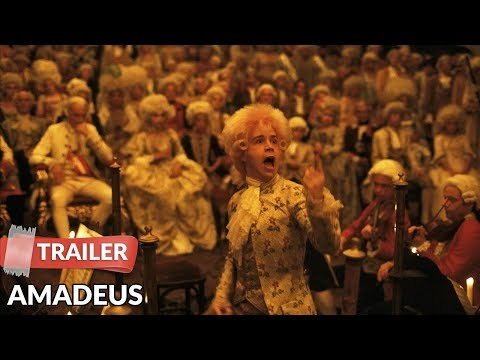 Amadeus 1984  HD  Tom Hulce  Elizabeth Berridge