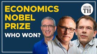 Who won the 2021 Nobel Prize in Economics?