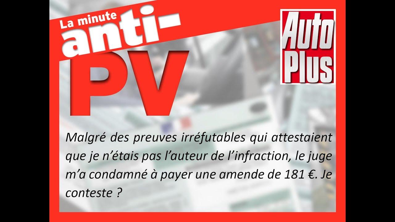 Payer Contravention Montréal >> Quand Echapper A L Amende Pour Exces De Vitesse Youtube