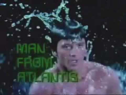Man from atlantis clips