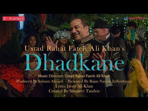 Dhadkane | Rahat Fateh Ali Khan | OnePlus Playback S01