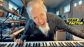 Dream Theater's Jordan Rudess Plays His Favorite Keyboard Parts