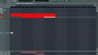 FL Studio - how to make an easy eurodancer track [Tutorial]