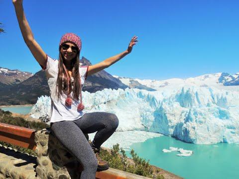 Glaciar Perito Moreno - El Calafate   Patagonia Argentina 2016  ♥ Vlog de Viaje