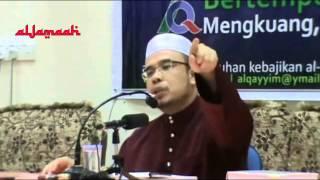 Dr Asri-Sikap institusi agama terhadap isu gejala seks bebas