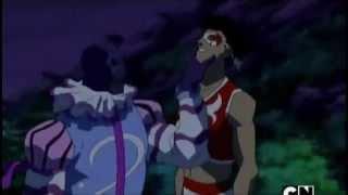 YJ Superboy vs Parasite.mov