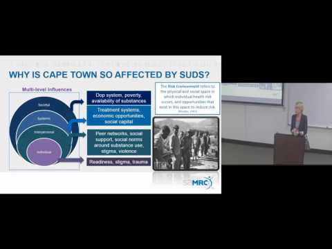 Towards Narrowing the Treatment Gap for Substance Use Disorders in Cape Town, South Africa
